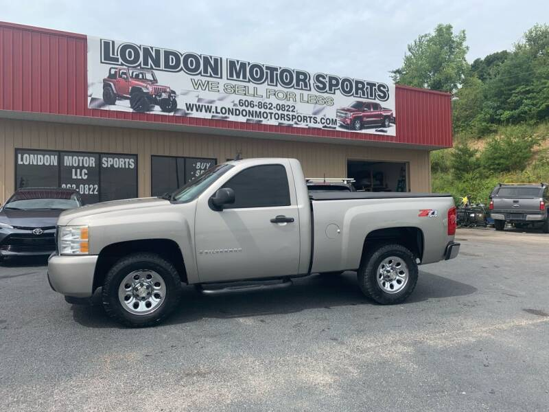 2009 Chevrolet Silverado 1500 for sale at London Motor Sports, LLC in London KY