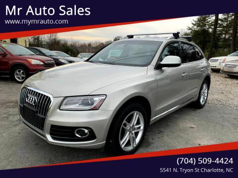 2014 Audi Q5 for sale at Mr Auto Sales in Charlotte NC