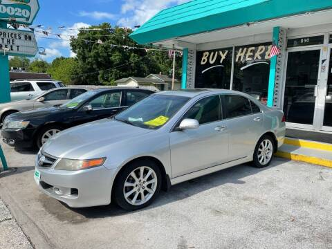 2007 Acura TSX for sale at Import Auto Brokers Inc in Jacksonville FL