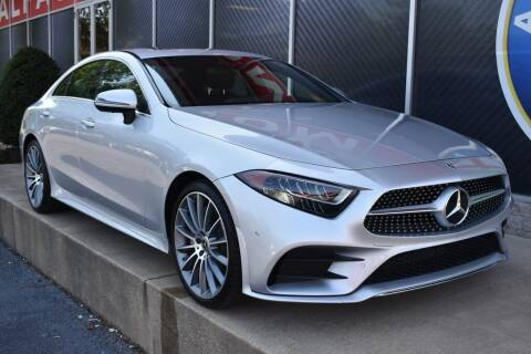 2019 Mercedes-Benz CLS for sale at Alfa Romeo & Fiat of Strongsville in Strongsville OH