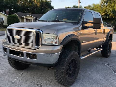 2006 Ford F-350 Super Duty for sale at LUXURY AUTO MALL in Tampa FL