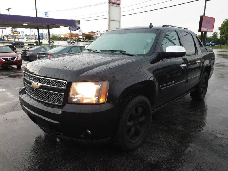 2008 Chevrolet Avalanche for sale in Frankfort, KY