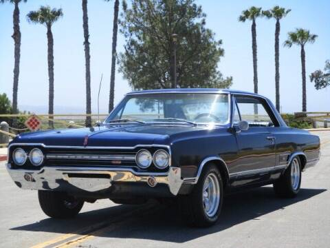 1965 Oldsmobile Cutlass for sale at Convoy Motors LLC in National City CA
