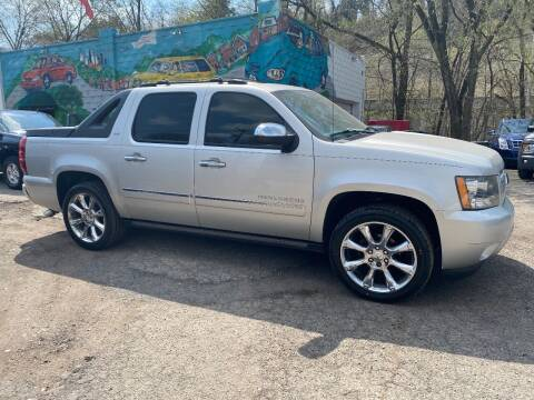 2011 Chevrolet Avalanche for sale at Showcase Motors in Pittsburgh PA