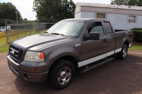 2007 Ford F-150 for sale at Tommy Rice Motors in Byram MS