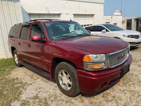 2004 GMC Yukon XL for sale at Car Solutions llc in Augusta KS