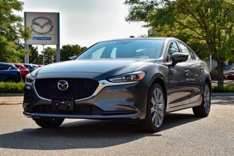 2020 Mazda MAZDA6 for sale at COURTESY MAZDA in Longmont CO