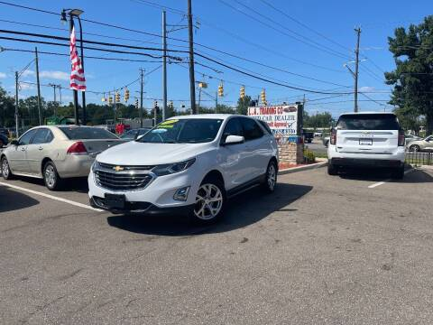 2018 Chevrolet Equinox for sale at L.A. Trading Co. Woodhaven in Woodhaven MI