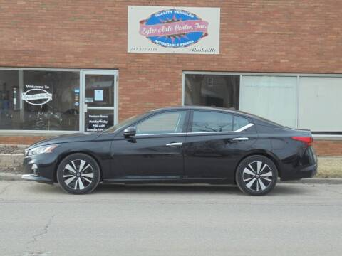 2020 Nissan Altima for sale at Eyler Auto Center Inc. in Rushville IL