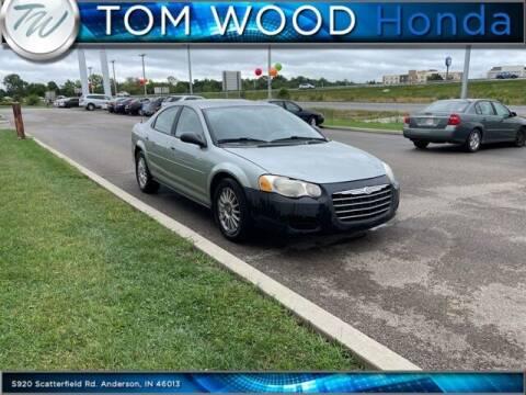 2005 Chrysler Sebring for sale at Tom Wood Honda in Anderson IN