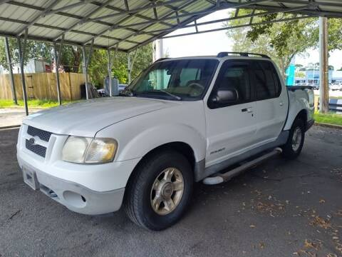 2001 Ford Explorer Sport Trac for sale at BC Motors PSL in West Palm Beach FL