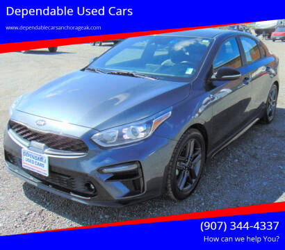 2020 Kia Forte for sale at Dependable Used Cars in Anchorage AK