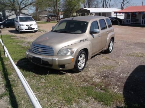 2007 Chevrolet HHR for sale at Smith Auto Finance LLC in Grand Saline TX