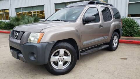2005 Nissan Xterra for sale at Houston Auto Preowned in Houston TX