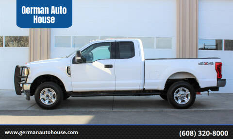 2017 Ford F-250 Super Duty for sale at German Auto House in Fitchburg WI