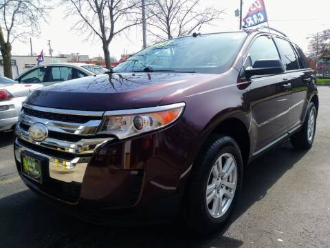 2011 Ford Edge for sale at Oak Hill Auto Sales of Wooster, LLC in Wooster OH