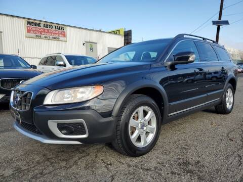 2011 Volvo XC70 for sale at MENNE AUTO SALES in Hasbrouck Heights NJ