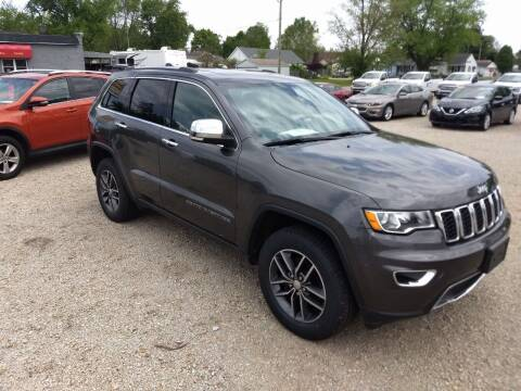 2017 Jeep Grand Cherokee for sale at Economy Motors in Muncie IN