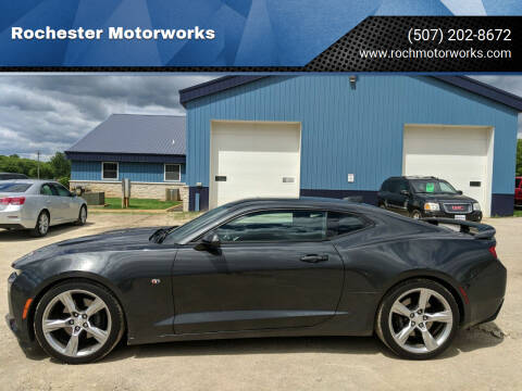 2017 Chevrolet Camaro for sale at Rochester Motorworks in Rochester MN