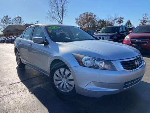2010 Honda Accord for sale at Newcombs Auto Sales in Auburn Hills MI