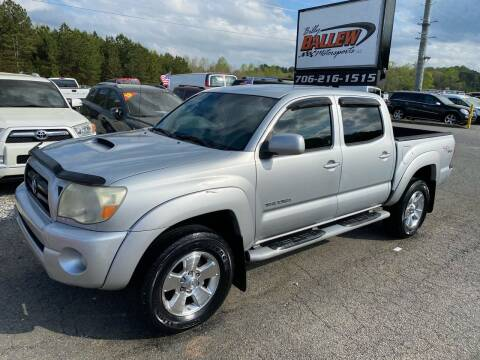 2006 Toyota Tacoma for sale at Billy Ballew Motorsports in Dawsonville GA