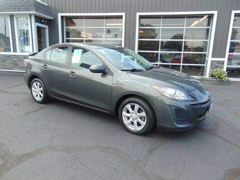 2011 Mazda MAZDA3 for sale at Akron Auto Sales in Akron OH
