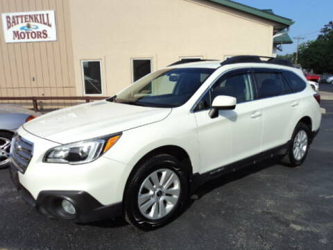 2016 Subaru Outback for sale at BATTENKILL MOTORS in Greenwich NY