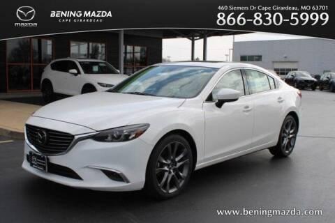 2017 Mazda MAZDA6 for sale at Bening Mazda in Cape Girardeau MO