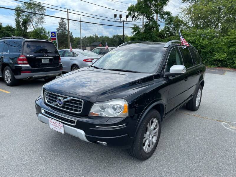 2014 Volvo XC90 for sale at Gia Auto Sales in East Wareham MA