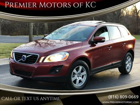 2010 Volvo XC60 for sale at Premier Motors of KC in Kansas City MO