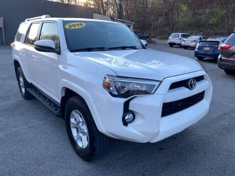 2016 Toyota 4Runner for sale at Worldwide Auto Group LLC in Monroeville PA