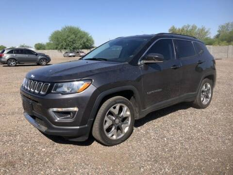 2019 Jeep Compass for sale at Curry's Cars Powered by Autohouse - AUTO HOUSE PHOENIX in Peoria AZ