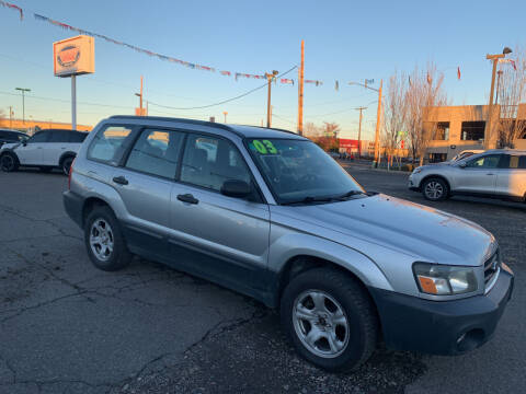 2003 Subaru Forester for sale at Independent Auto Sales in Spokane Valley WA