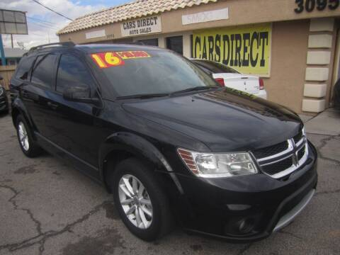 2016 Dodge Journey for sale at Cars Direct USA in Las Vegas NV