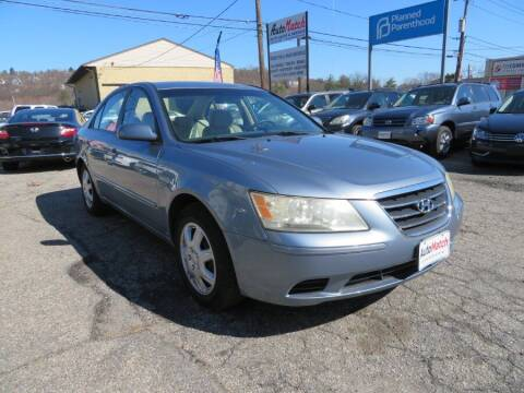 2009 Hyundai Sonata for sale at Auto Match in Waterbury CT