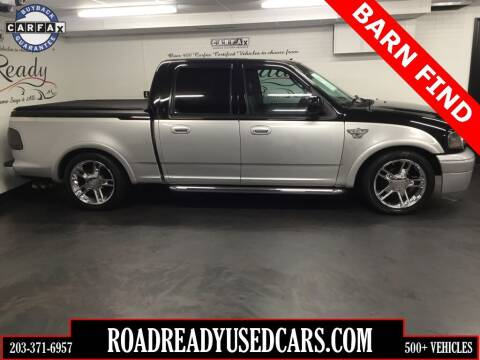 2003 Ford F-150 for sale at Road Ready Used Cars in Ansonia CT