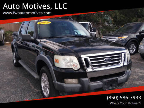 2009 Ford Explorer Sport Trac for sale at Auto Motives, LLC in Fort Walton Beach FL
