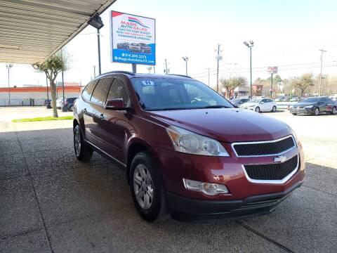 2011 Chevrolet Traverse for sale at Magic Auto Sales in Dallas TX