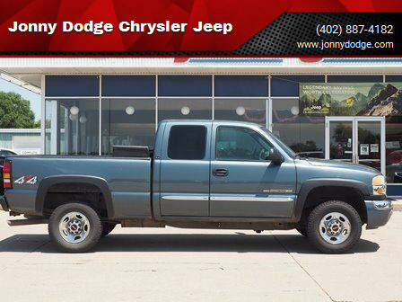 2007 GMC Sierra 2500HD Classic for sale at Jonny Dodge Chrysler Jeep in Neligh NE