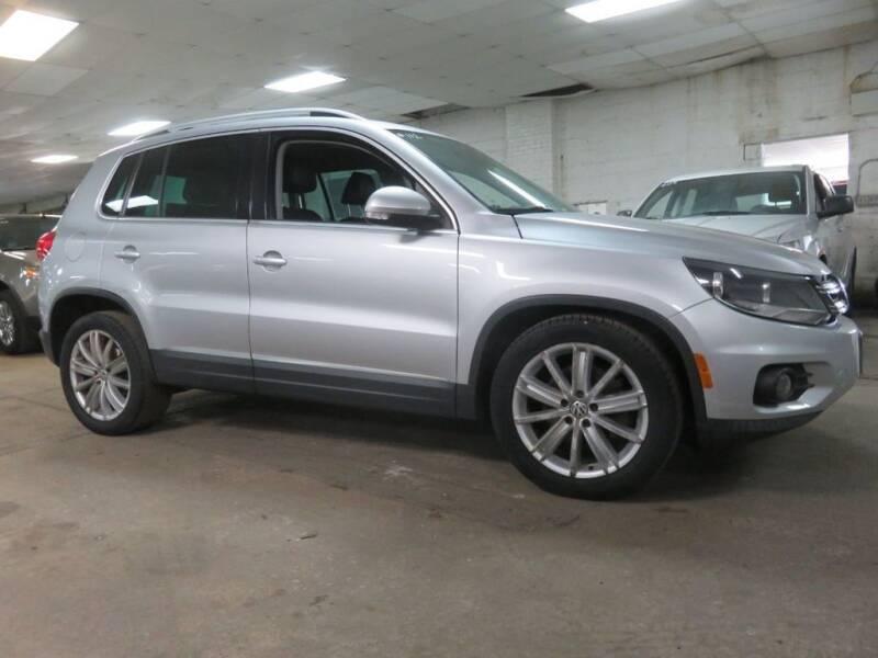 2012 Volkswagen Tiguan for sale at US Auto in Pennsauken NJ