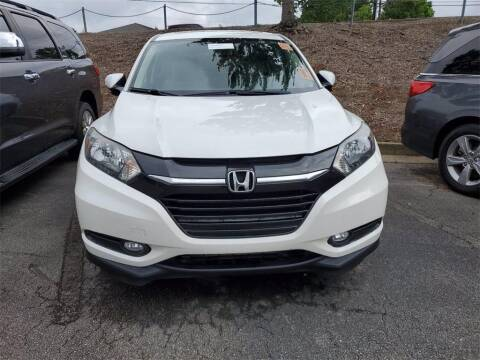2018 Honda HR-V for sale at CU Carfinders in Norcross GA
