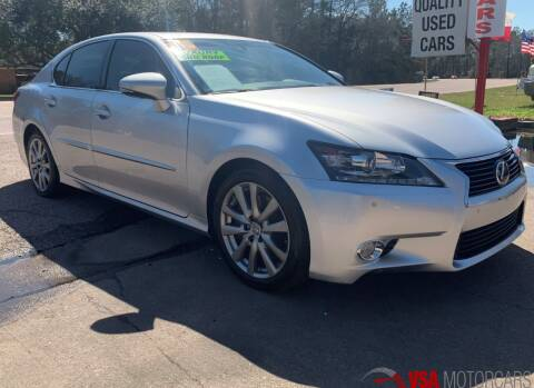 2015 Lexus GS 350 for sale at VSA MotorCars in Cypress TX