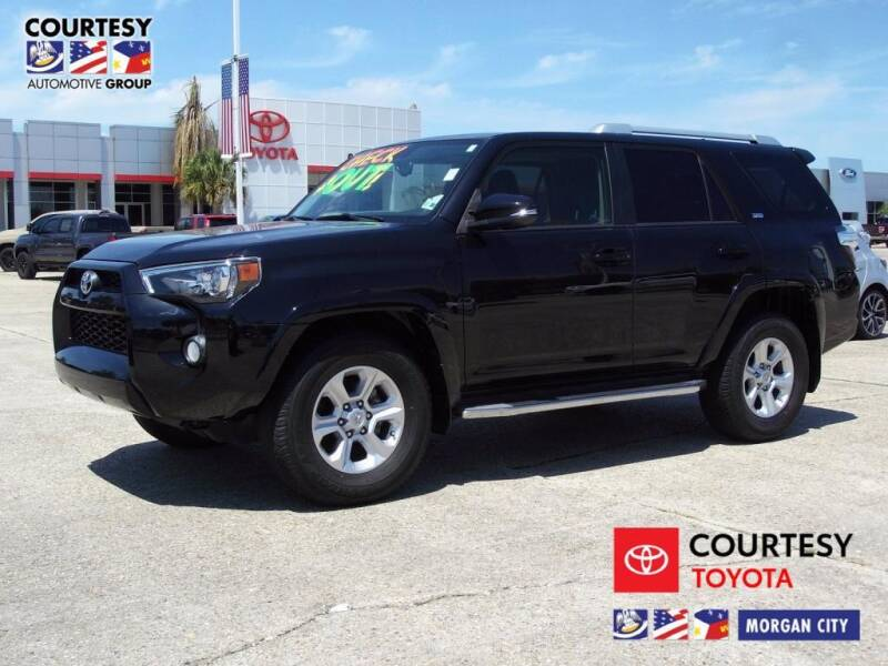 2014 Toyota 4Runner for sale at Courtesy Toyota & Ford in Morgan City LA