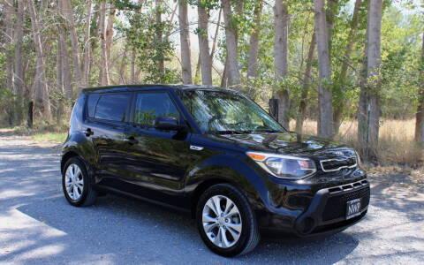 2015 Kia Soul for sale at Northwest Premier Auto Sales in West Richland WA