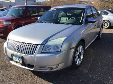 2008 Mercury Sable for sale at Sparkle Auto Sales in Maplewood MN