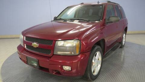 2009 Chevrolet TrailBlazer for sale at Hagan Automotive in Chatham IL