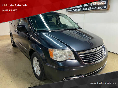 2013 Chrysler Town and Country for sale at Orlando Auto Sale in Orlando FL