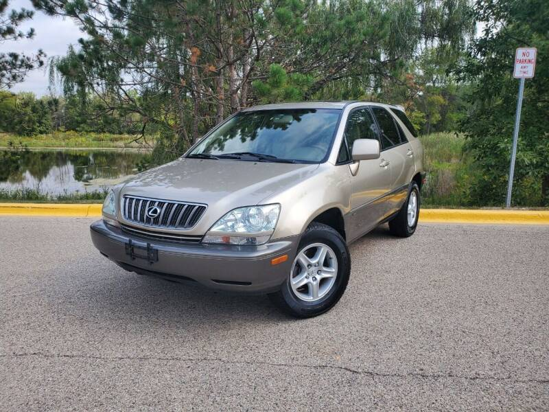 2003 Lexus RX 300 for sale at Excalibur Auto Sales in Palatine IL