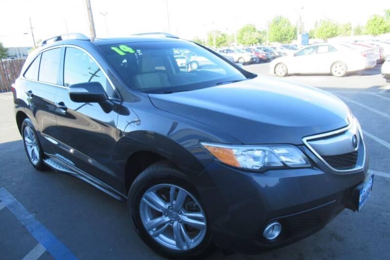 2014 Acura RDX for sale at Choice Auto & Truck in Sacramento CA