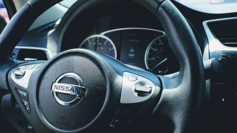 2017 Nissan Sentra SV 4dr Sedan - Seattle WA